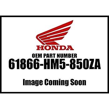 Honda OEM Part 80220-HN5-670ZA