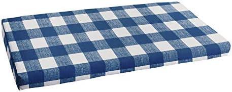Mozaic AMCS114446 Indoor or Outdoor Bench Cushion