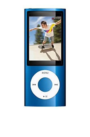 Apple iPod nano 8 GB 5th Generation(Blue) (Discontinued by Manufacturer) (Ipod 8gb 4th Gen)