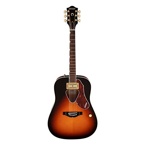 Arched Laminated - Gretsch G5031FT Rancher Dreadnought - Sunburst