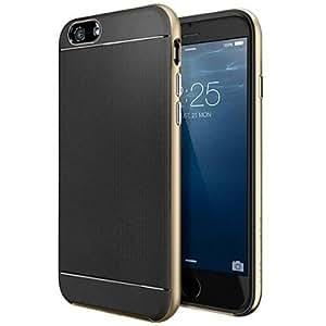 GX abejorro primera generación del caso del tpu para el iphone slim 6 más (colores surtidos) , Gold
