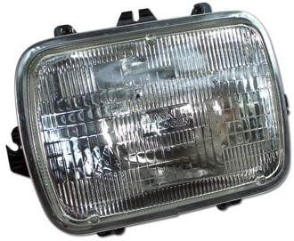 C4 Corvette 1984-1996 Headlight Retaining Ring Single Headlight