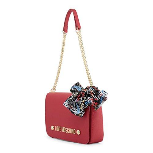 Love Handbag Noir Charm Logo Moschino Noir Femme vqavRZBw