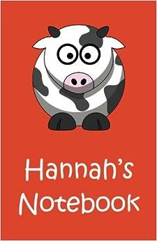 Hannah's Notebook