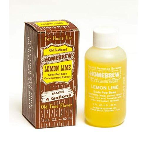 (Rainbow Flavors Lemon Lime Soda Pop Base)