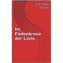 Im Fadenkreuz der Liste (German Edition)