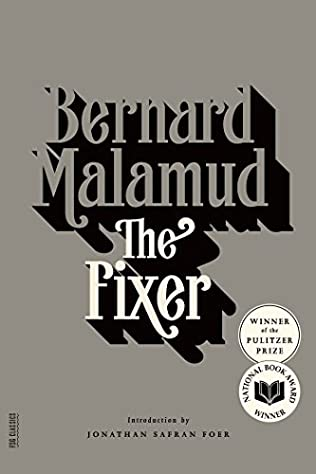 book cover of The Fixer