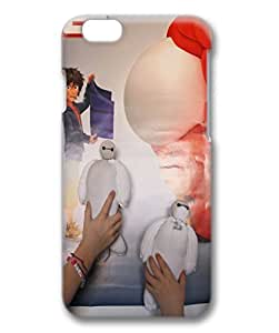 Case Cover For Ipod Touch 4 3D PC case,Cute Case Cover For Ipod Touch 4 with DIY Stuffed Sock Baymax Craft