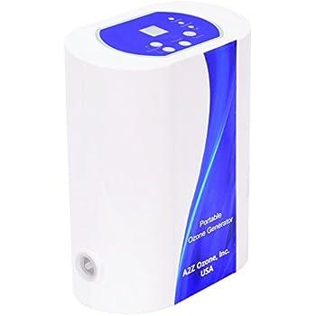 A2Z Ozone Aqua-8 Portable Multi-Purpose 800mg Ozone Generator