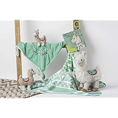Mary Meyer Mary Meyer LilyLlama Crinkle Teether : Baby