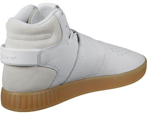 adidas Tubular Invader Strap, Zapatillas de Deporte para Hombre Varios Colores (Ftwbla/Gum1/Negbas)
