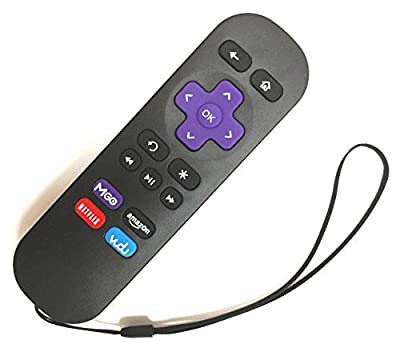 Replacement Remote Control Controller For Roku Premiere+ Streaming Media Player