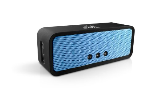 CHIL ChilBox Bluetooth Speaker with Speakerphone - Blue (0212-4146) by CHIL