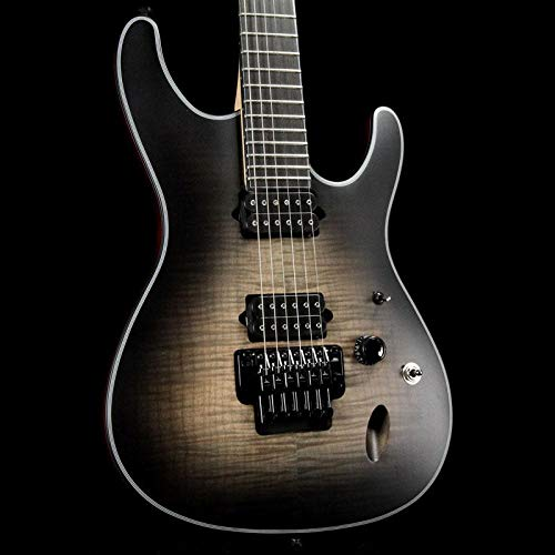 Used, Ibanez S Series Iron Label SIX6DFM - Dark Space Burst for sale  Delivered anywhere in USA