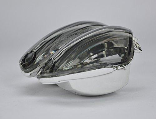 Front Smoked Indicators Turn Signal Lens For Suzuki 05-08 Gsxr1000 06-08 Gsxr600//750