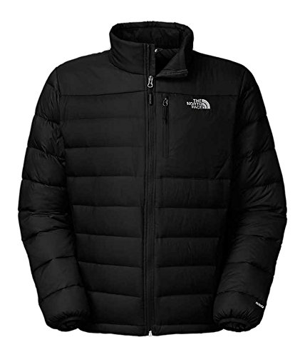 The North Face Men's Aconcagua Jacket (Large, TNF Black)