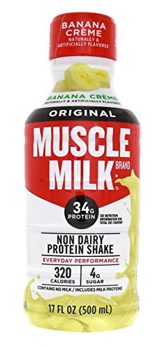 CytoSport Muscle Milk RTD Variety 12 17 fl. oz. Bottles