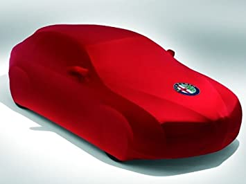 Genuine Alfa Romeo Brera Protective Car Cover Amazonco - Alfa romeo car cover