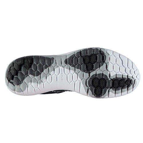 Nike Flex Fury 2guide scarpe da corsa da uomo, colore: Nero/Wht jogging ginnastica, Black/White, (UK7) (EU41) (US8)