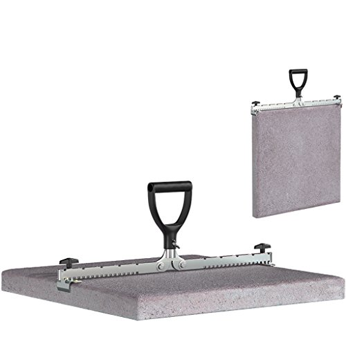 Paving Slab Lifter 300-500mm Galvanised Steel Slab Lifter Durable