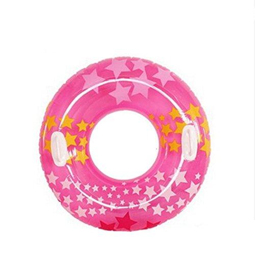 adulte poignée XG adulte trois à bouée Vie adulte anneau anneau anneau flottant 91cm couleurs bain nager de gonflable P0qBPnUH