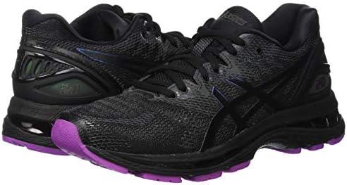 Complicado Auroch Por adelantado  ASICS Women's Gel-Nimbus 20 Lite-Show Running Shoes, Black (Black/Black  001), 3.5 UK: Amazon.com.au: Fashion