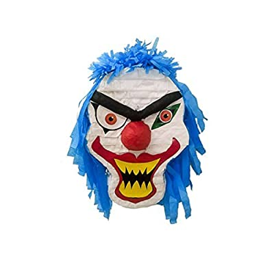 Aztec Imports, Inc. Creepy Clown Pinata: Toys & Games