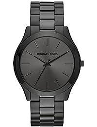 Men's Slim Runway Black Watch MK8507
