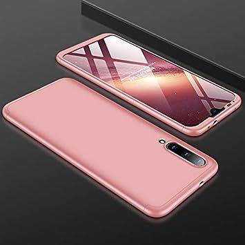 Phone Estuche de PC de Cobertura Completa de Empalme de Tres etapas for Xiaomi Mi A3 (Negro) Duradero y fácil de Transportar (Color : Rose Gold): Amazon.es: Electrónica