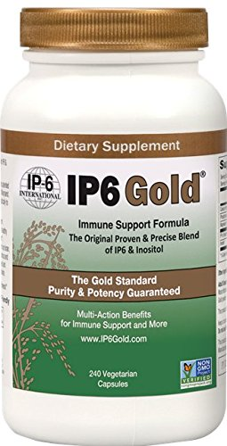 IP6 International IP6 Gold Immune Support Formula - 240 ct (Pack of 2) by IP6 International