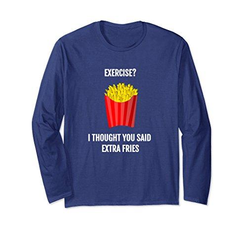 extra fries - 3