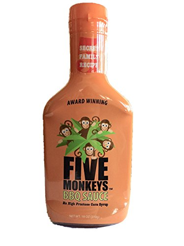 Five Monkeys BBQ Sauce
