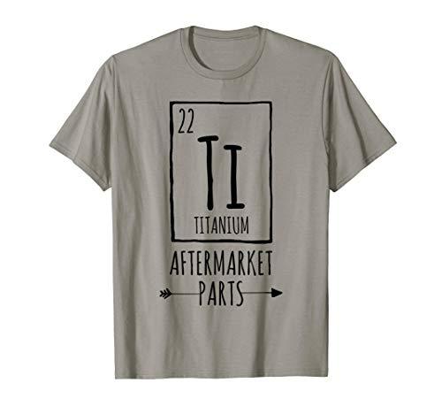 - Ti Titanium After Market Parts T-Shirt
