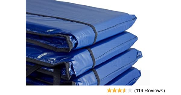 9f9f13c4a4 Amazon.com : Trampoline Depot Safety Pad Replacement Padding Cover (15  Feet) - INCLUDES SHOEBAG (19.98 VALUE) : Trampoline Net : Sports & Outdoors