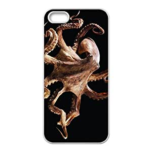 taoyix diy Octopus Hight Quality Plastic Case for Iphone 5s