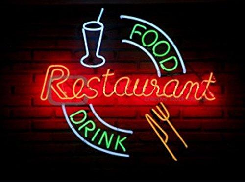 Food Drink Restaurant Neon Sign 20