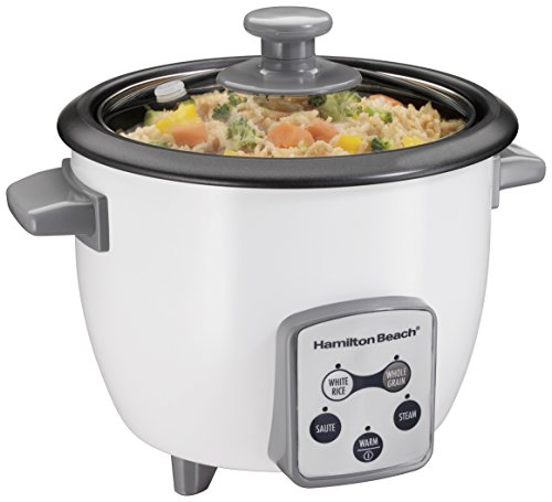 Hamilton Beach Digital Rice Cooker 37506