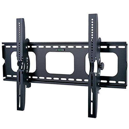 2xhome - NEW TV Wall Mount Bracket - Secure LED LCD Plasma Smart 3D WiFi Flat Panel Screen Monitor Monitor Display Large Displays - Flat Thin Ultra Slim Sleek Against the Wall Adjusting Adjustable - Up to 15 degree degrees Tilt Tilting Tiltable Heavy Duty Strong Durable Support - Mounted Mounting Home Entertainment Media Center Multimedia Furniture Family Living Room Game Gaming - Management Designer Organization Space Saver System HDTV HDMI HD Video Accessories Audio Video AV Component DVR DVD Bluray Players Cable Boxes Consoles Satellite XBox PS3 - Compatible VESA 200mm x 200mm, 400mm x 400mm , 600mm x 400mm, 700mm x 450mm, 718mm x 450mm - Universal Fit for LG Electronics Samsung Vizio Sharp TCL Toshiba Seiki Sony Sansui Sanyo Philips RCA Magnavox Panasonic JVC Insignia Hitachi Emerson Element SunBrite SunBright 45