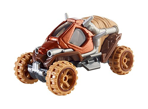 hot wheels star wars character car tusken raider import it all. Black Bedroom Furniture Sets. Home Design Ideas