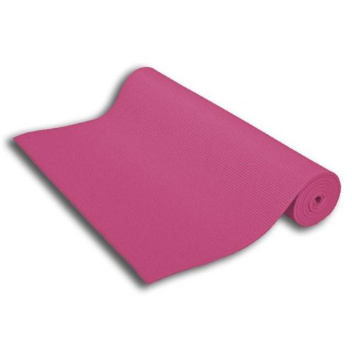 Sivan Health and Fitness Yoga and Pilates Mat (Pink) by Sivan Health and Fitness