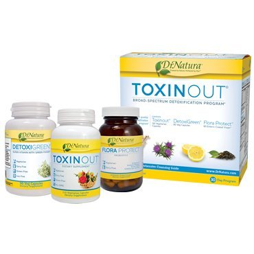 DrNatura – Toxinout Broad-Spectrum Detoxification 30 Day Program