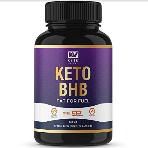 Extra Strength Keto Diet Pills for Men Women Ketosis Supported Fat Burn Formulated with Keto BHB 30 Servings