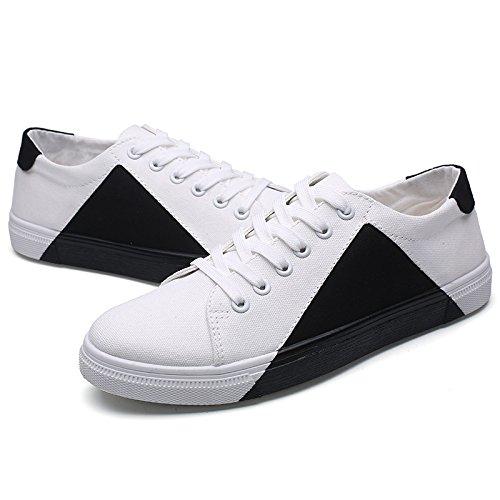 traspirante Casuale Uomini Donyyyy estate Forty sono help in scarpe scarpe bassa piatte two IUTx5xqwA