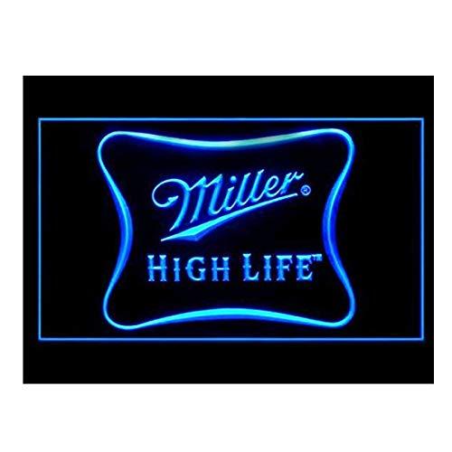 Miller High Life Beer Bar Led Light -