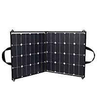 Upgraded Sunpower Solar Panel 5.5A 18V 1...