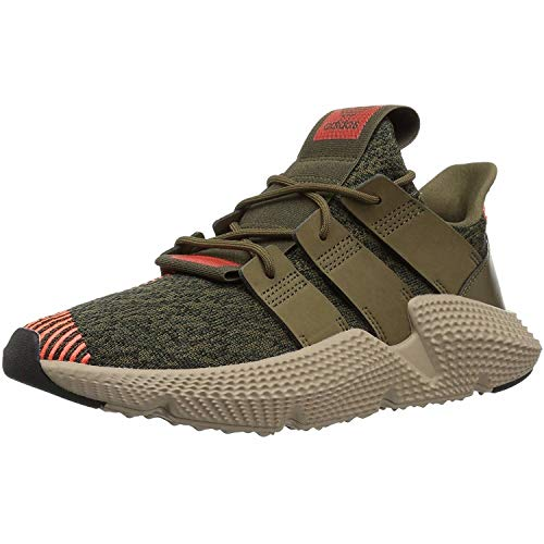 Price comparison product image adidas Originals Prophere J Trace Olive Textile 5.5 M US Big Kid