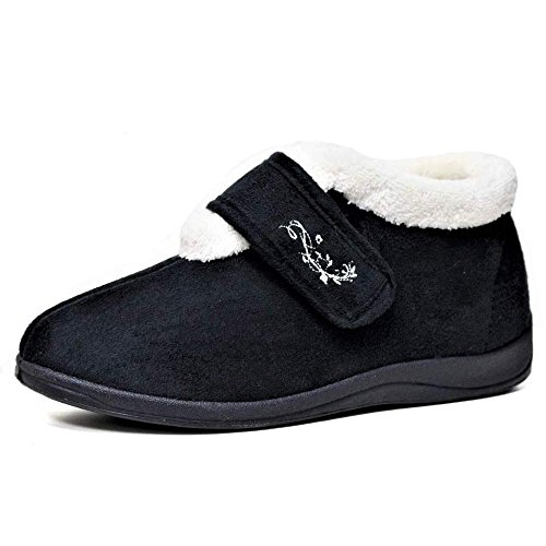 Pantofole Dunlop donna Pantofole Black donna Pantofole Black Dunlop Black donna Pantofole Dunlop Dunlop R6xwCqwvU