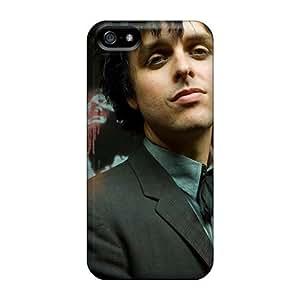 Iphone 5/5s TDa10489utpt Custom Vivid Green Day Band Pattern Protector Cell-phone Hard Covers -KennethKaczmarek