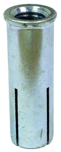 Simpson Strong Tie DIAL37 Simpson Strong-Tie Carbon Steel Lipped Drop-In Anchor 3/8-inch Rod 1-1/2-inch body 50 per Box
