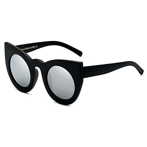 De Femme Soleil Hibote Rond Sun Glasses Oeil Uv400 Lunettes C5 Chat Vintage R7wx5qXF